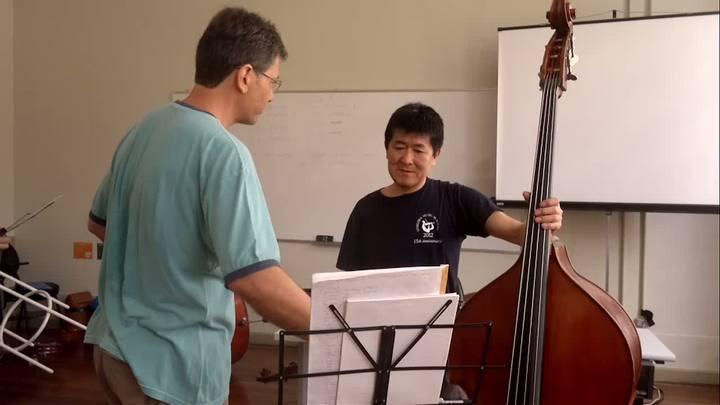 Veja como funcionam as aulas de música clássica do III Festival Internacional SESC de Música
