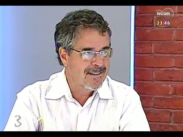 Mãos e Mentes - Jornalista e escritor Carlos Rafael Guimaraens Filho - Bloco 2 - 05/02/2013