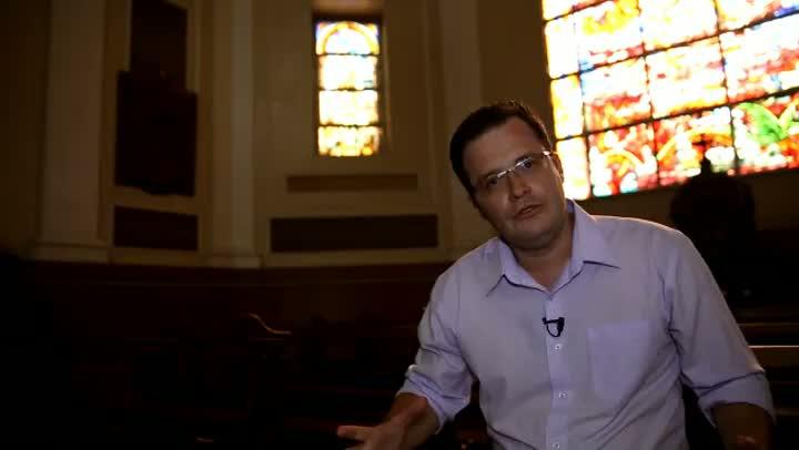 Rodrigo Lopes lembra conclave de 2005