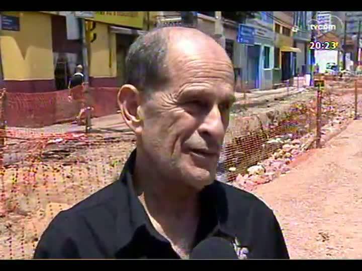 TVCOM 20 Horas - Transtornos com as obras na Capital - Bloco 3 - 13/02/2013