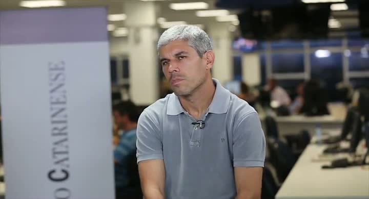 Entrevista com o técnico Ricardinho