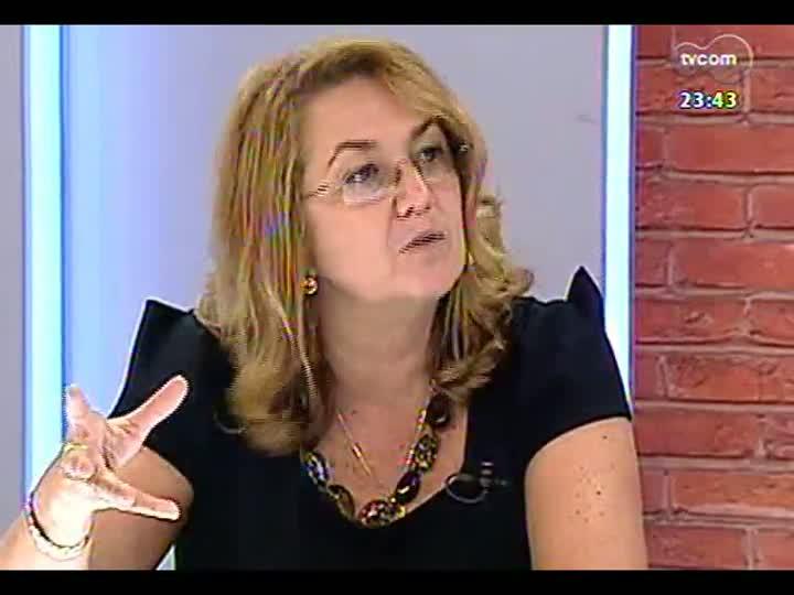 Mãos e Mentes - Diretora executiva do Tecnosinos, Susana Kakuta - Bloco 2 - 04/04/2013
