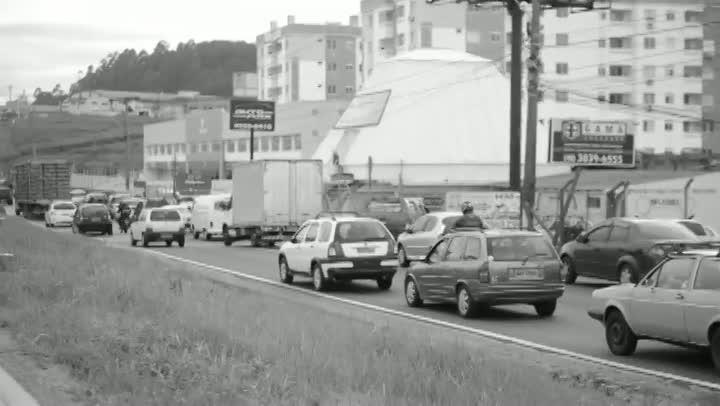 Santa Catarina supera marca de 4 milhões de veículos