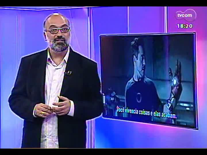 Programa do Roger - Guitarrista Marcos de Ros fala sobre novo disco - bloco 4 - 30/04/2013