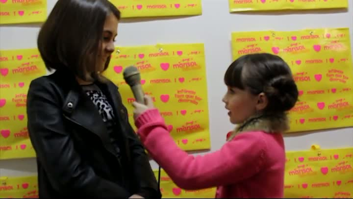 Entrevista com a atriz Klara Castanho, a Paulinha de Amor à Vida