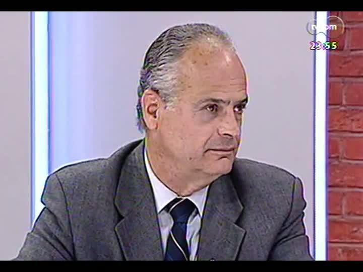 Mãos e Mentes - Renato Marsiglia, jornalista e ex-árbitro da Fifa - Bloco 3 - 17/07/2013