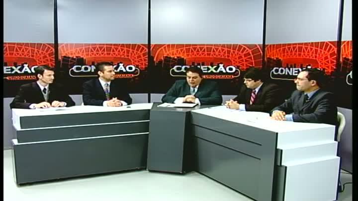 Conexão Uruguaiana fala sobre o transporte coletivo de Uruguaiana - bloco 3