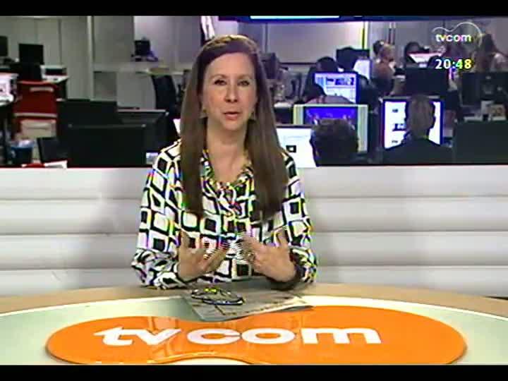 TVCOM Tudo Mais - Eleone Prestes fala dos destaques da Mostra Casa Brasil