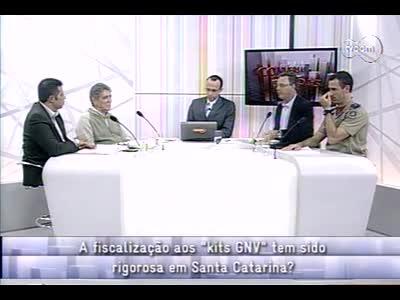 Conversas Cruzadas - Fiscalização GNV – 4º bloco - 19/09/2013