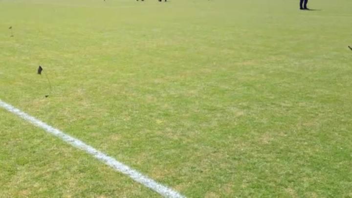 Conheça o gramado e a visão que um jogador terá ao bater escanteio no novo Beira-Rio