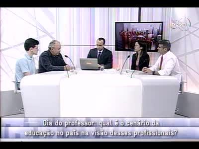 Conversas Cruzadas - Dia do Professor - 4º bloco – 15/10/2013