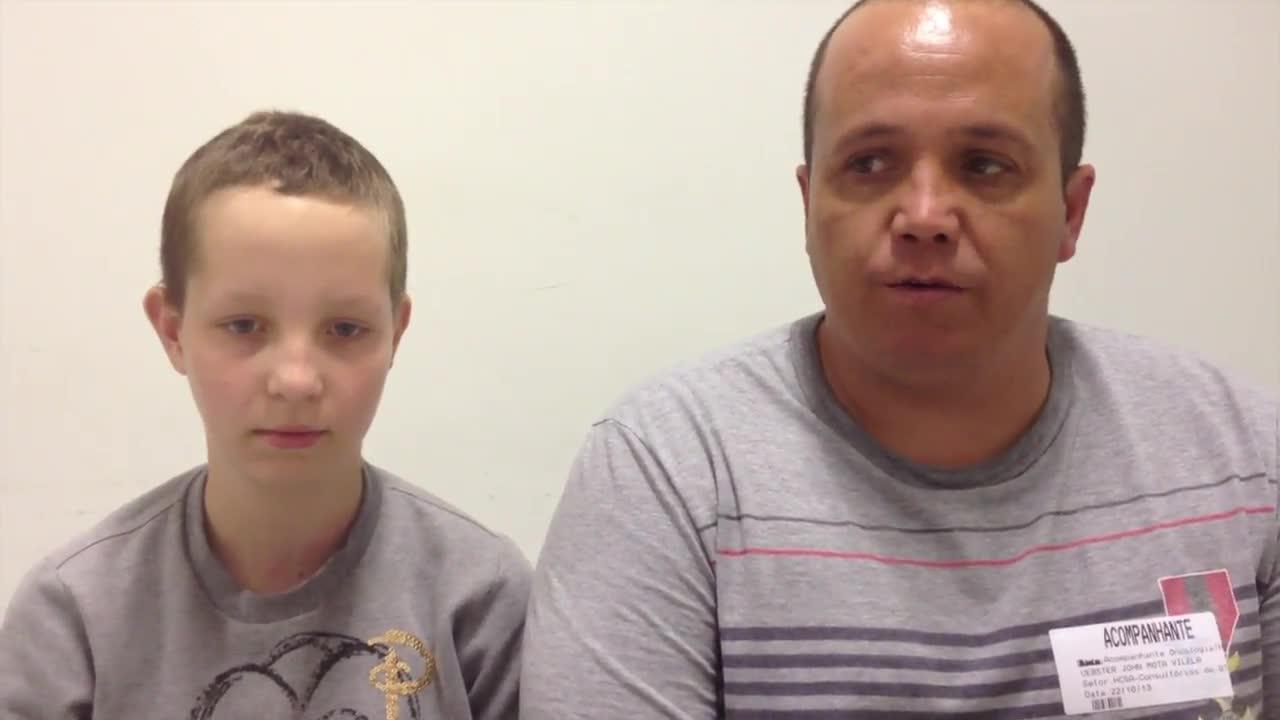 Confira como funciona a rotina das crianças que tratam o câncer no Hospital da Criança Santo Antônio. 23/10/2013