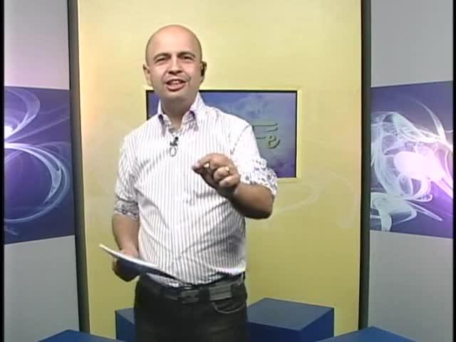 Na Fé - Clipes de música gospel e entrevista com Souza, jogador do Grêmio - 27/10/2013 - bloco 3
