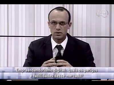 Conversas Cruzadas - Empreendedorismo digital 2ºbloco - 18/11/13