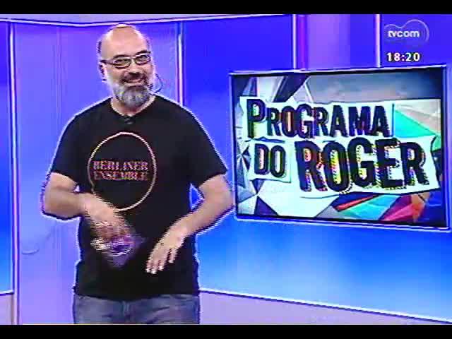Programa do Roger - Confira o som da banda El Negro - bloco 4 - 19/11/2013