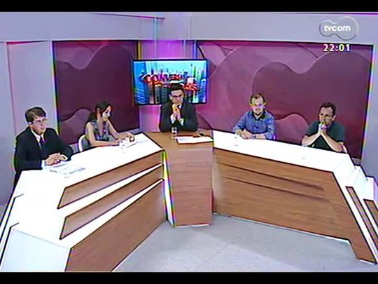 Conversas Cruzadas - Será que o novo Código de Limpeza Urbana de Porto Alegre vai funcionar? - Bloco 1 - 09/01/2014