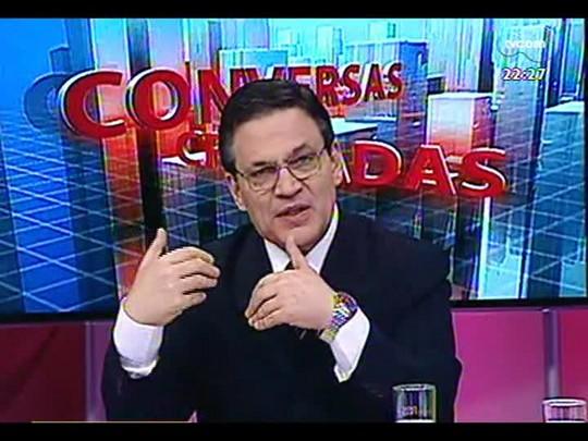Conversas Cruzadas - Análise sobre o cenário político atual - Bloco 2 - 28/03/2014
