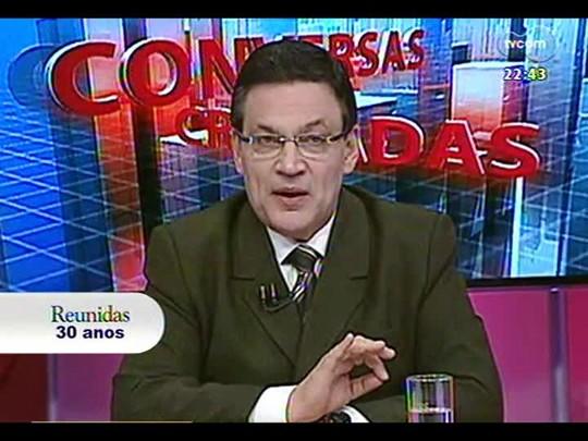 Conversas Cruzadas - Debate sobre as articulações políticas para as eleições de outubro - Bloco 3 - 30/05/2014