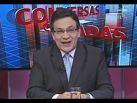 Conversas Cruzadas - Debate sobre o futuro de Porto Alegre após a Copa - Bloco 1 - 25/06/2014