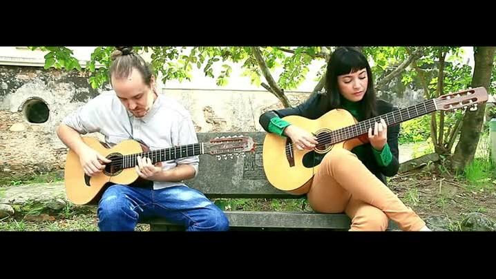 Acústico na Rua - Meliza e Piero