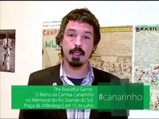 #PortoA - Agenda cultural com Lúcio Brancato - 28/06/2014
