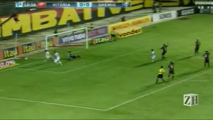 Melhores momentos: Vitória 2x1 Grêmio