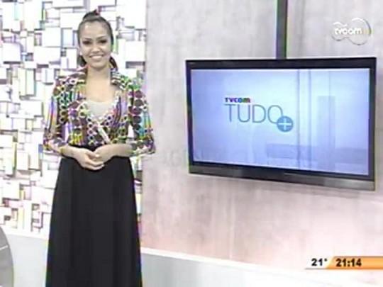 TVCOM Tudo+ - Agenda Cultural - 01.08.14