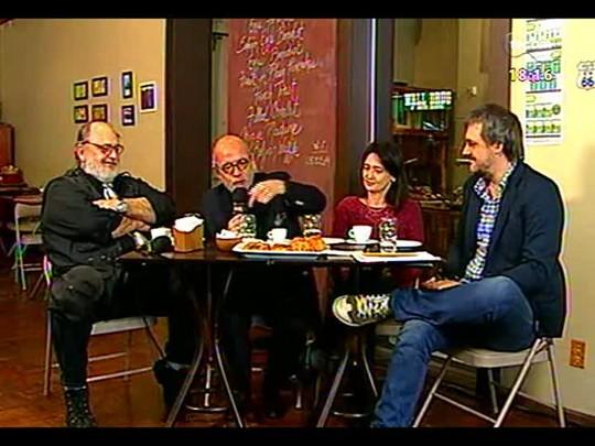 Café TVCOM - Conversa sobre cinema, diretamente de Priscilla\'s Bakery - Bloco 2 - 09/08/2014