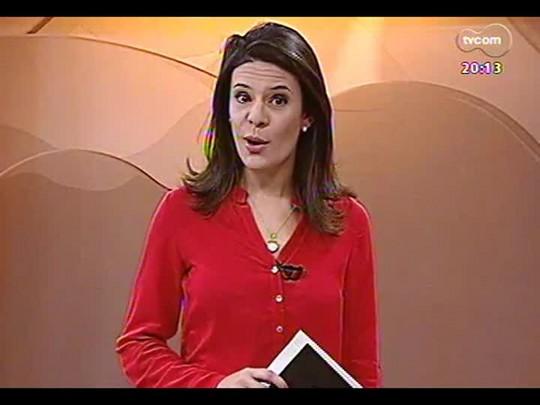 TVCOM 20 Horas - Após tornozeleira encontrada em galo, Susepe investiga falha em monitoramento - Bloco 2 - 15/08/2014