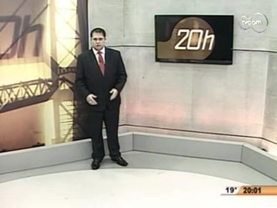 TVCOM 20 Horas - A prática Criminosa de Adicionar Produtos Químicos ao Leite Comercializado em SC - 1ºBloco - 20.08.14