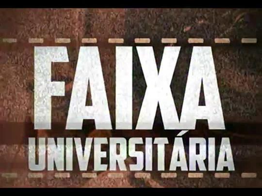 Faixa Universitária - Episódio da série 'Qual é o tema' sobre arte Urbana (Unisinos) e coleta seletiva solidária na reportagem de alunos da Universidade de Cruz Alta