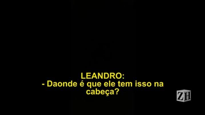 5. Leandro diz que mãe de Bernardo o abandonou