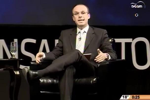 TVCOM Entrevista - Fronteiras do Pensamento: Miguel Nicolelis fala sobre o desafio da ciência - 3º Bloco - 30/08/14