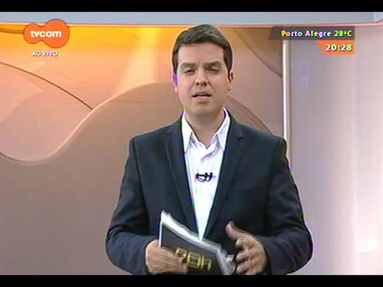 TVCOM 20 Horas - A volta dos camelôs no Centro de Porto Alegre - Bloco 3 - 09/09/2014