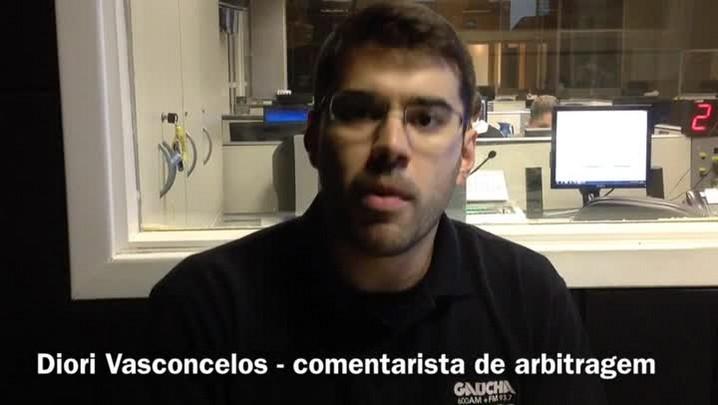 25ª rodada registra maior erro de arbitragem do Brasileirão 2014