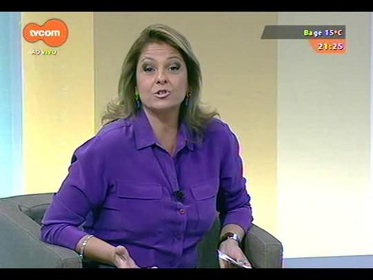 TVCOM Tudo Mais - Deborah Finocchiaro, Sandra Dani e Camila Bauer falam sobre peça \'GPS Gaza\'