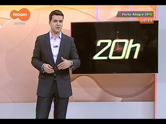 TVCOM 20 Horas - Fraude contra a Caixa Econômica Federal deixou prejuízo de mais de R$ 22 milhões - 05/11/2014