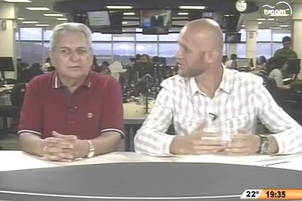 TVCOM Esportes - Dáli Miguel - 14.11.14