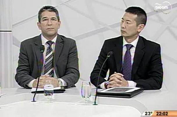 Conversas Cruzadas - Pirataria causa desemprego em larga escala no país - 1ºBloco - 03.12.14