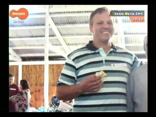 TVCOM 20 Horas - Duas jovens e um professor morrem afogados no Parque da Guarita - 12/12/2014