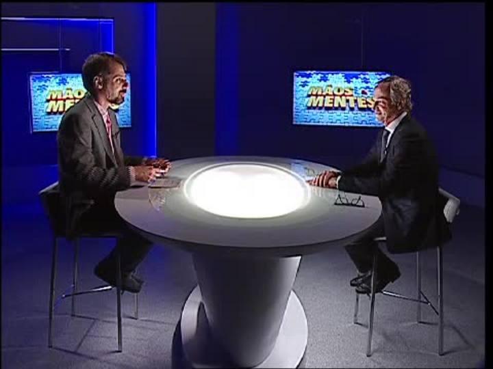 Mãos e Mentes - Carlos Biedermann - Bloco 3 - 18/01/15