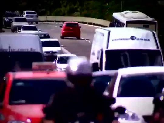 Conversas Cruzadas - Debate sobre a violência no trânsito - Bloco 1 - 11/02/15