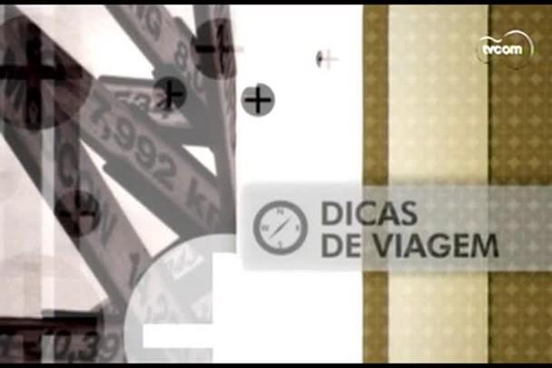 TVCOM Tudo+ - Litoral sudeste brasileiro: quadro dicas de viagem - 11.02.15