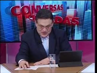 Conversas Cruzadas - Debate sobre terceirização - Bloco 3 - 15/04/15