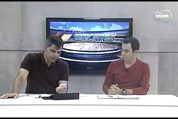 TVCOM Esportes - 3ºBloco - 12.05.15