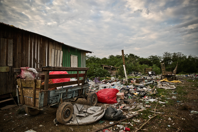 Frei Damião: um retrato da comunidade mais carente da Grande Florianópolis