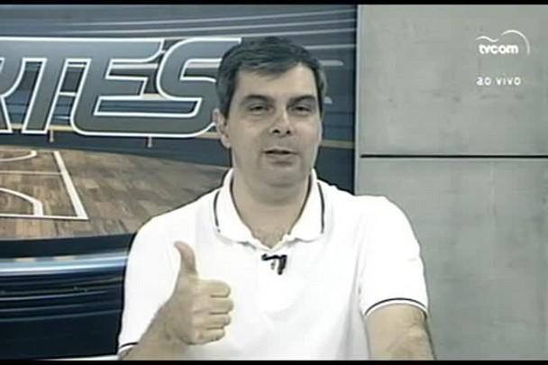 TVCOM Esportes. 4º Bloco. 23.10.15