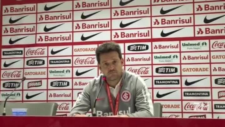 Argel diz que Inter joga por uma vitória simples