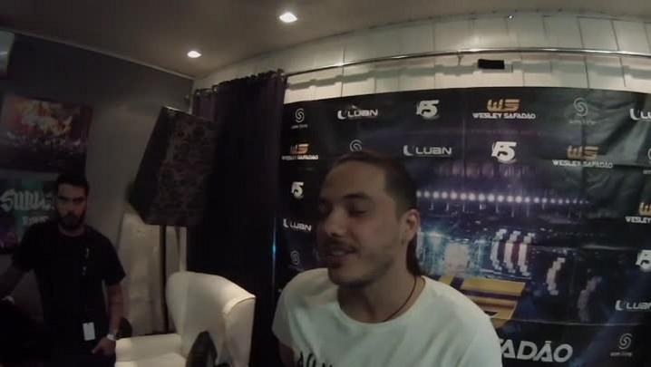 Wesley Safadão Na Ponta da Língua