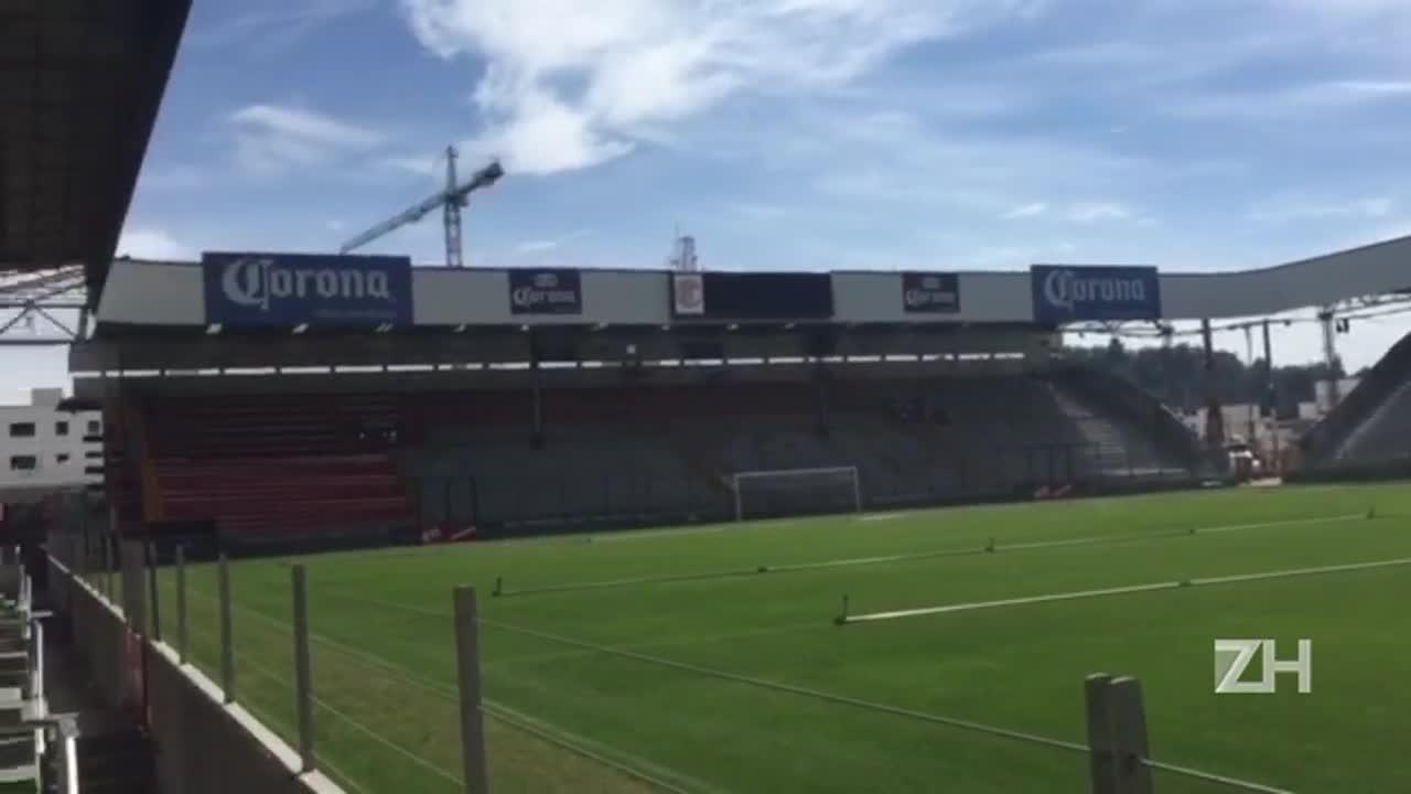 Conheça o estádio Nemésio Diez, onde o Grêmio enfrentará o Toluca